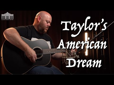 Taylor Guitar's American Dream Review | The American Dream Is Alive And Well