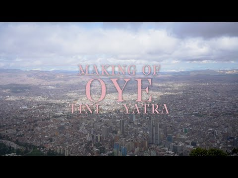Making Of: ' Oye ' | TINI