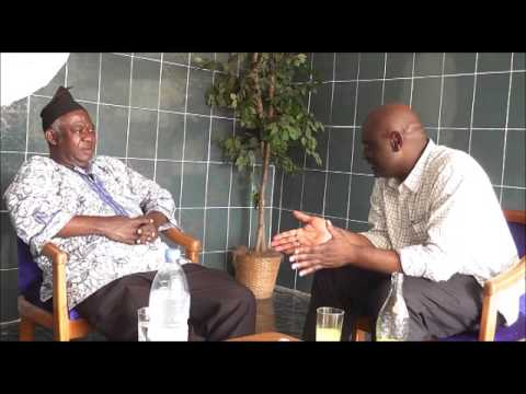 Christmas Ebini chats with Mr  Andrew Azong Wara Part I