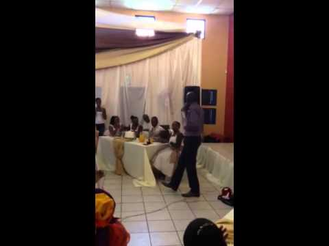 Tshepo's wedding