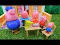Видео с игрушками! СВИНКА ПЕППА новая серия #Peppa Pig 🐷 в гостях у дедушки Свина! ПОХОД НА ФЕРМУ!