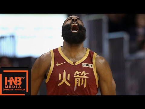 Houston Rockets vs Phoenix Suns Full Game Highlights | 02/04/2019 NBA Season