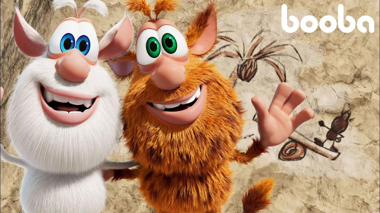 Booba 🙃 Zaman Yolcusu 🕰️🎡 Derleme ✨ Çocuklar İçin Çizgi Filmler 🔥 Super Toons TV Animasyon