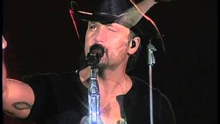 TIM McGRAW Where The Green Grass Grows 2009 LiVe