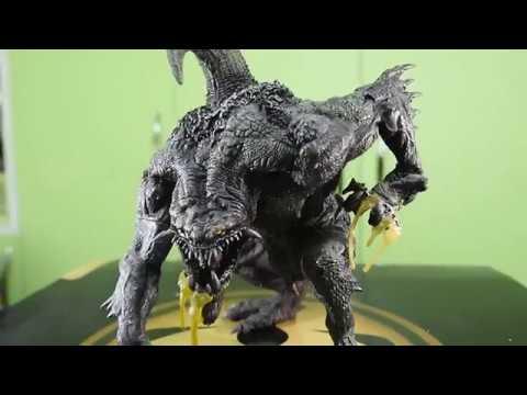 Mcfarlane Monster Vandalizer Spawn Series 27 Figure Review Mainan