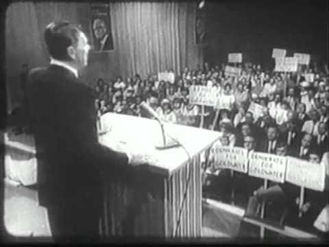 A Time for Choosing: Ronald Reagan, 10/27/1964