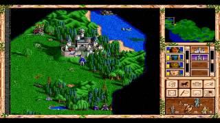 OK. Zagrajmy w Heroes of Might and Magic 2 - Pierwsza misja ukończona [#2]