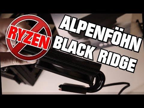 🚫 Alpenföhn BLACK RIDGE...MISSLUNGEN?!