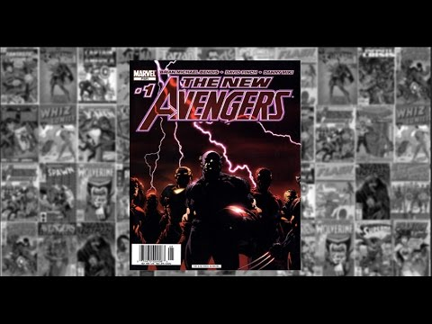 """The New AVENGERS: #1, """"Break Out"""" Part One Mp3"""