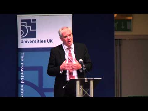 Universities UK Annual Conference 2012: Martin Davidson CMG, Chief Executive, British Council