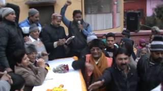 Rashtriya Janhit News  kambal vitran  Dinesh Kumar 2