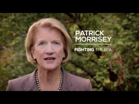 Senator Shelley Moore Capito Endorses Patrick Morrisey for Attorney General