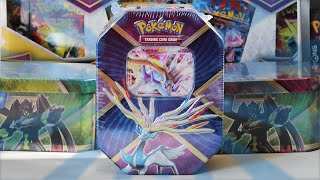 XERNEAS SHINES!! - Opening a SHINY XERNEAS Tin! :: Pokémon TCG
