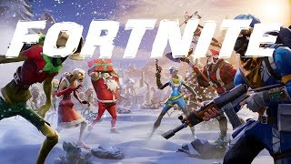 Fortnite : Who Goes there?Find the frozen thing in the ice!