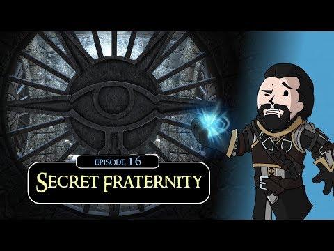 SKYRIM - Special Edition (Ch. 4) #16 : Secret Fraternity