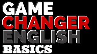 ENGLISH BASICS — Sentence Structures — Game Changer English Online