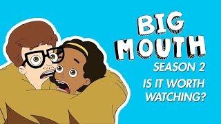 Big Mouth Season 2 | Is It Worth Watching?