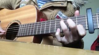 Lạc nhau có phải muôn đời - guitar cover