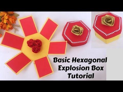 Hexagonal Box Tutorial For Beginners   Ep 300