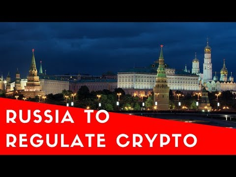 Russia To Regulate Crypto?