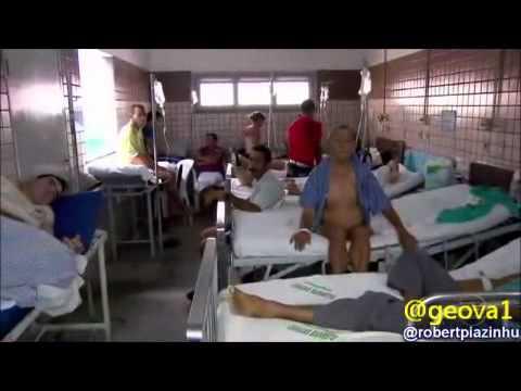 SOBRAL: coas da saúde pública. Santa Casa em reportagem da Globo