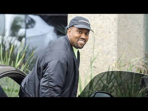 """The Paparazzi Congratulate Kanye West On """"Beautiful, Superstar"""" Name Chicago For Rapper's Baby Girl"""
