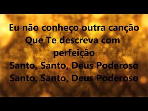 Fernanda Brum - Santo - Playback