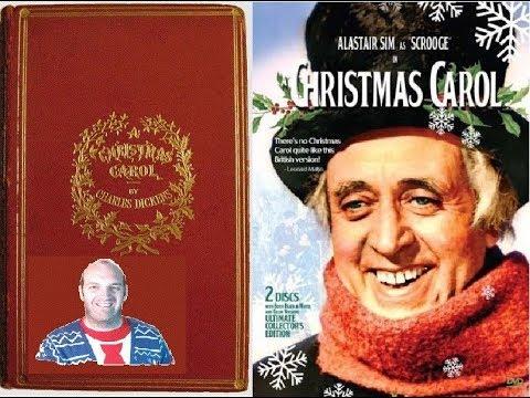 Christmas Carol Reviews Episode 7 - A Christmas Carol (1951) - YouTube