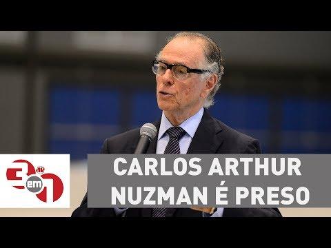 Carlos Arthur Nuzman é preso por crimes envolvendo a Rio-2016