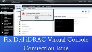 Idrac Reboot Server