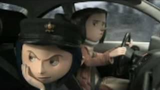 Coraline - Trailer Scene