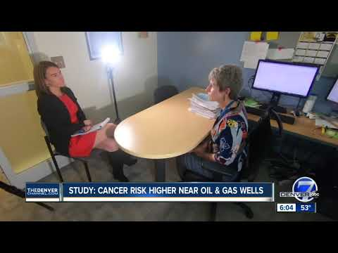 CU study finds people living near oil and gas may be at higher risk of cancer