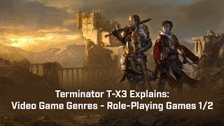 Video Game Genres: (Strategy) Role-Playing Games Part 2 1 of 2