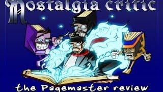 The Pagemaster - Nostalgia Critic