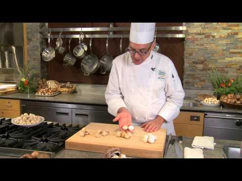 Selecting & Storing Fresh Mushrooms: Your Questions Answered with Chef Bill and Bart