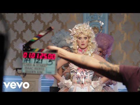 "Katy Perry - Making Of ""Hey Hey Hey""..."