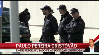 Pereira Cristóvão acusado de associação criminosa