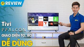 Tivi FFalcon: Smart TV 40 inch giá rẻ nhất trong phân khúc (40SF1) • Điện máy XANH