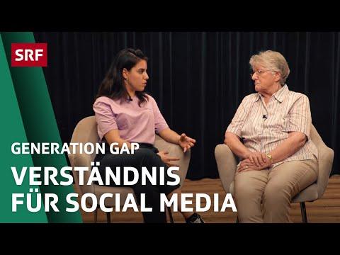 Was denkt eine 86-Jährige über Social Media? | Generation Gap – Thema Social Media