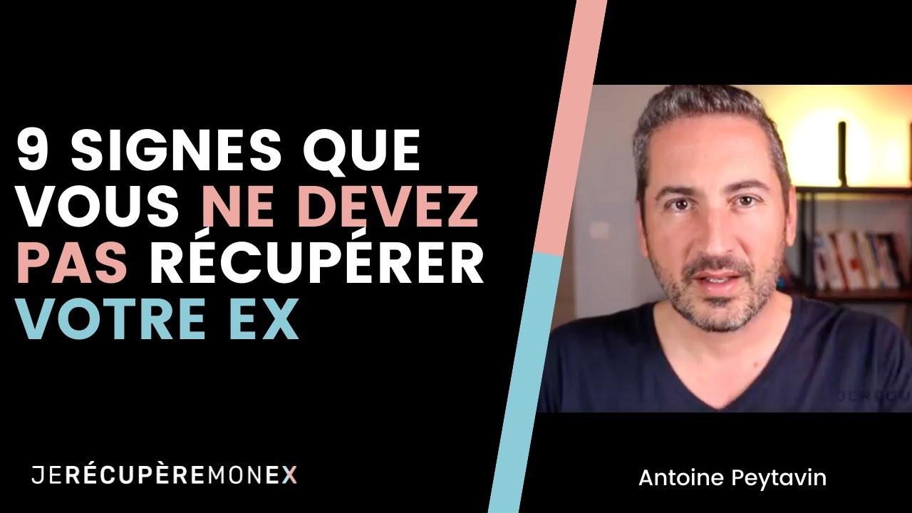Download 9 SIGNES QUE VOUS NE DEVEZ PAS RÉCUPÉRER VOTRE EX