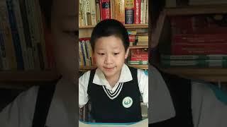 中国外交官后代退学声明