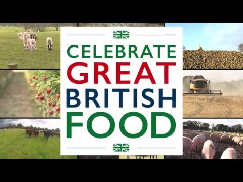 NFU: Celebrating British Food