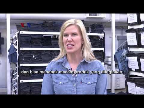 """Teknologi """"Imaging"""" Tiga Dimensi Percepat Produksi Pakaian"""