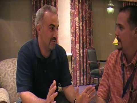 Courageous Movie Interviews: Jay interviews writer/producer Stephen Kendrick (HD)