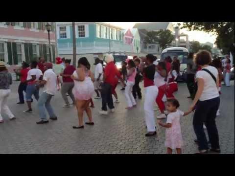 Caribbean Slide in Rawson's Square