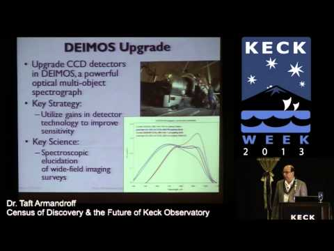 Keck Week: #18 - Census of Discovery and the Future of Keck Observatory