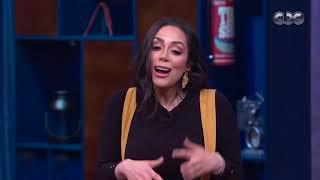سارة عبد الرحمن وعمرو عابد بيمثلوا مشهد من فيلم صعيدي في الجامعة الأمريكية ودي النتيجة 😂