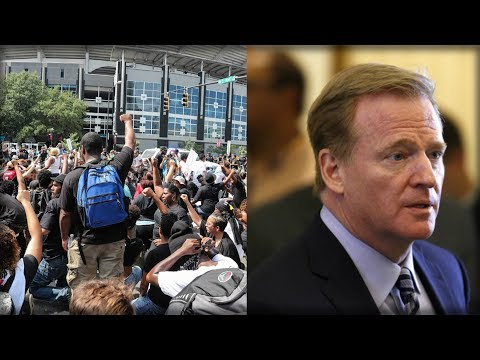 NFL COMMISSIONER JUST MADE SHOCKING ANNOUNCEMENT ABOUT EVERY PLAYER WHO PROTESTED ANTHEM THIS WEEK