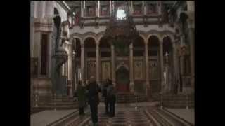 Храм гроба Господня(Прогулки по Иерусалиму. Автор - Евгений Шорнштейн., 2012-12-26T13:25:16.000Z)