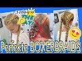 💖 BOXERBRAIDS endlich schaffen! Tipps&Tricks Strähnen halten | Mavie Noelle